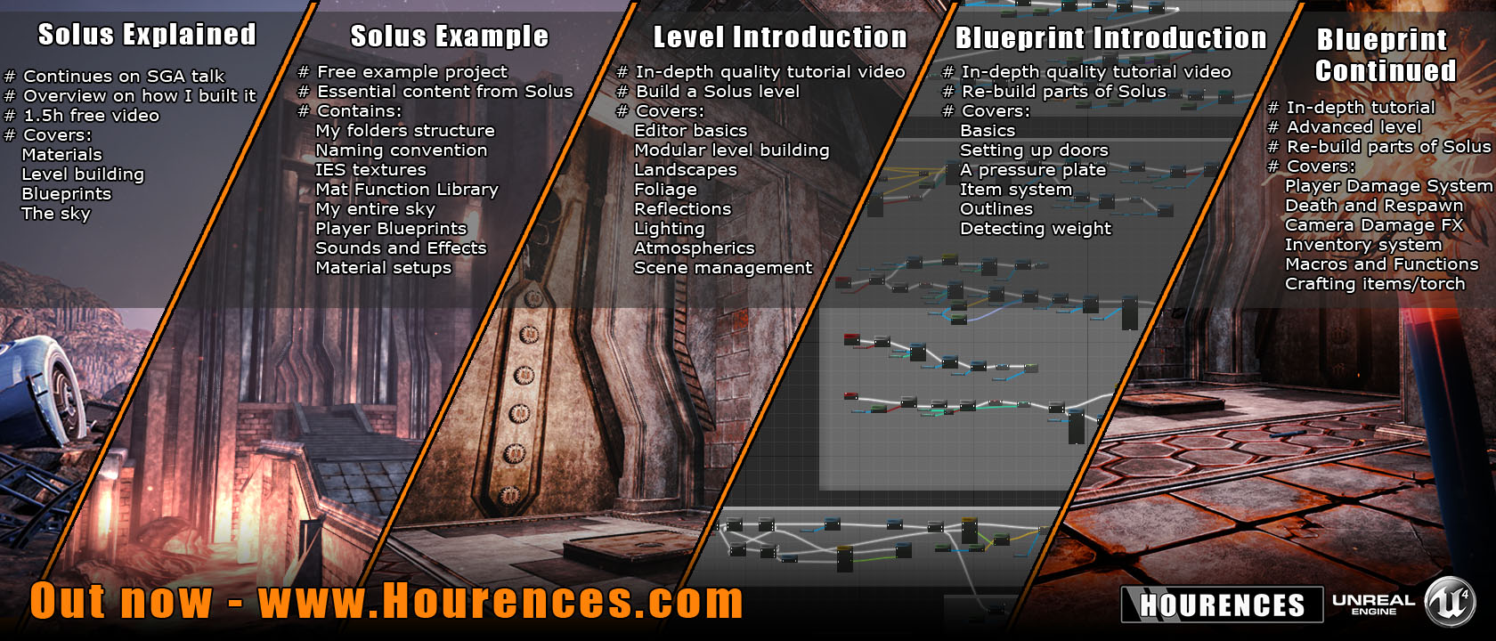 Hourences com - Unreal Engine and Level Design tutorials - Page 2