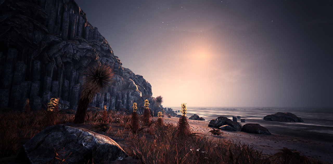 My new game: Solus – Unreal Engine 4 Survival Exploration game